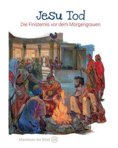 Jesu Tod - Die Finsternis vor dem Morgengrauen