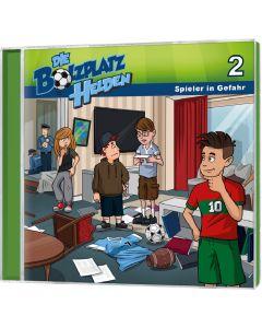 Die Bolzplatzhelden: Spieler in Gefahr (2)