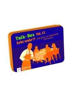 Talk-Box Vol.13 - Echt wahr?!