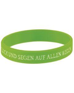 """Armband """"Glück und Segen auf allen Wegen"""""""
