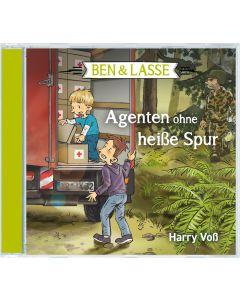 Ben & Lasse - Agenten ohne heiße Spur. Hörbuch