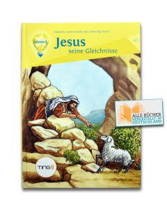 TING Audio-Buch - Jesus, seine Gleichnisse