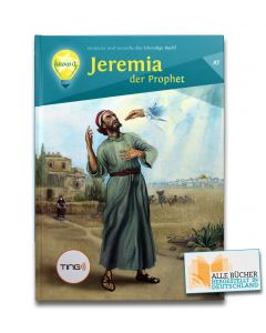 TING Audio-Buch - Jeremia der Prophet AT