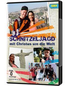 Schnitzeljagd mit Christus um die Welt