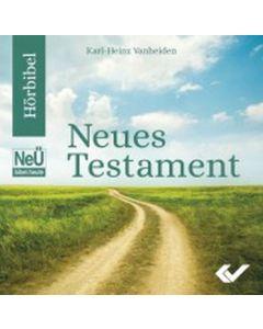 NeÜ bibel.heute NT - Hörbibel