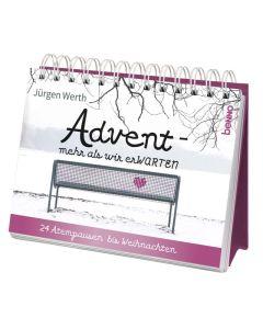 Advent - mehr als wir erWARTEN - Adventskalender