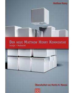 Der Neue Matthew Henry Kommentar (Band 4)