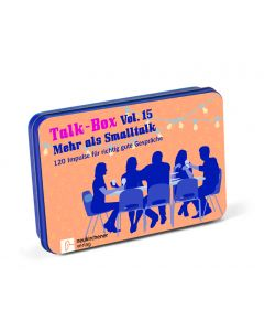 Talk-Box Vol.15 - Mehr als Smalltalk