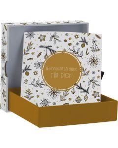 Weihnachtsfreude für dich - Geldscheinbox
