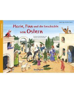 Marie, Finn und die Geschichte von Ostern