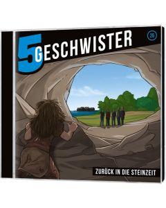 Fünf Geschwister - Zurück in die Steinzeit (25)