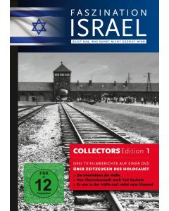 Faszination Israel - Über Zeitzeugen des Holocaust
