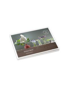 Vielen Dank - Postkartenbuch