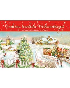 O schöne, herrliche Weihnachtszeit - Adventskalender