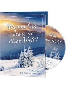 Warum kam Jesus in diese Welt? - Hörbuch