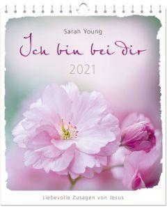 Ich bin bei dir 2021 - Postkartenkalender