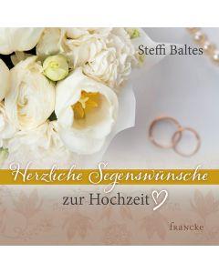 Herzliche Segenswünsche zur Hochzeit