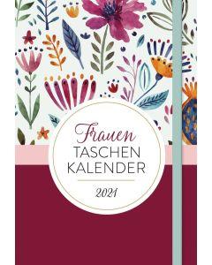 FrauenTaschenKalender 2021 - Ornamentausgabe