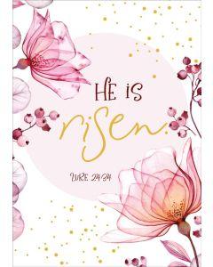 """Postkartenserie """"He is risen"""" - 10 Stück"""