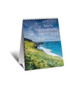 Irische Segenswünsche 2021 - Postkartenkalender
