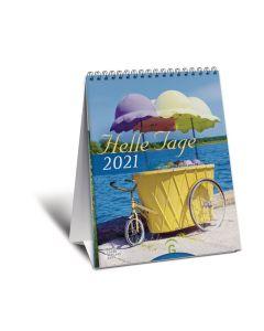 Helle Tage 2021 - Postkartenkalender