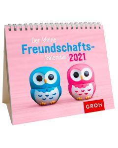 Der kleine Freundschaftskalender 2021