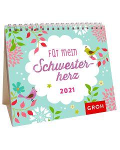 Für mein Schwesterherz 2021