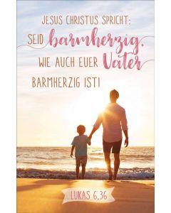 Kalenderkärtchen Vater & Sohn 2021