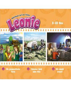 Leonie-Abenteuer auf vier Hufen - Box 2