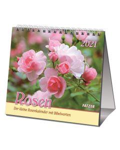 Rosen 2021 - Tischkalender