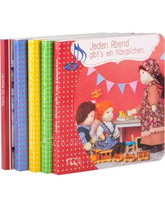 Pappe-Buch-Paket 1a