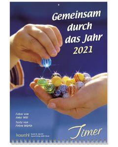 Gemeinsam durch das Jahr 2021