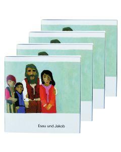 Esau und Jakob - 4er Set