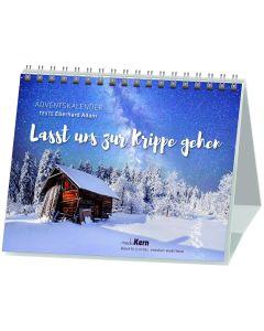 Lasst uns zur Krippe gehen - Adventskalender
