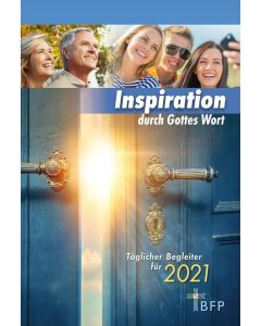 Inspiration durch Gottes Wort 2021 - Großdruck