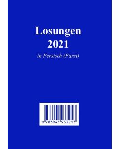 Losungen in Persisch (Farsi) 2021