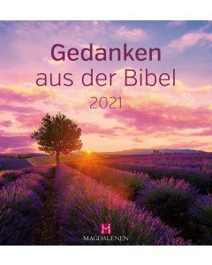Gedanken aus der Bibel 2021