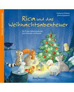 Rica und das Weihnachtsabenteuer - Adventskalender
