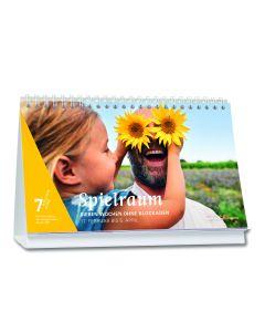 Spielraum 2021 - Fastenkalender - Tischkalender