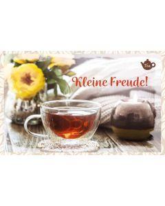 Teekarte - Kleine Freude!