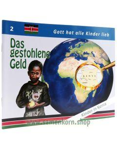 Das gestohlene Geld - Kinder in Kenia