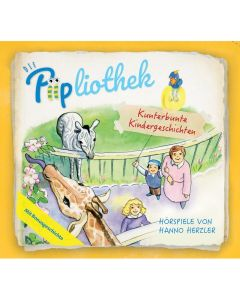Die Piipliothek - MP3 CD