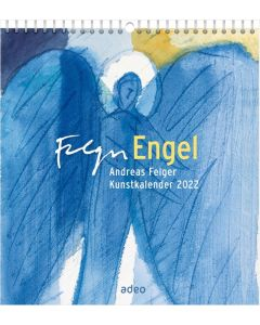 Engel 2022 - Wandkalender