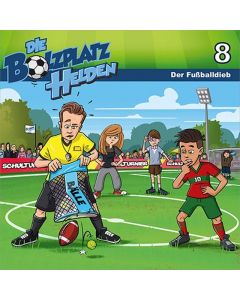 Die Bolzplatzhelden: Der Fußballdieb (8)