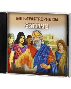 Katastrophe um Salomo - Hörspiel