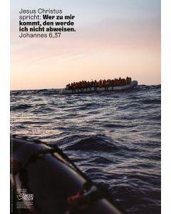 Jahreslosung 2022 - Poster A3