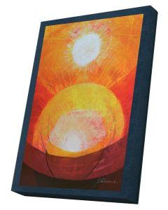 "Kunstkarten-Set ""Sonnenlicht"""