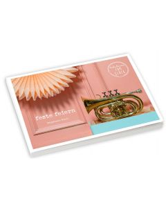 feste feiern – Postkartenbuch