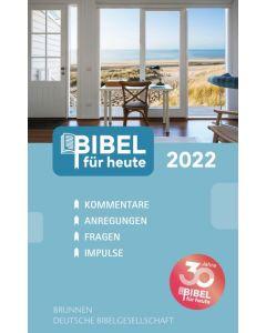 Bibel für heute 2022 - Buchausgabe