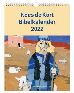Bibelkalender 2022 - Kees de Kort